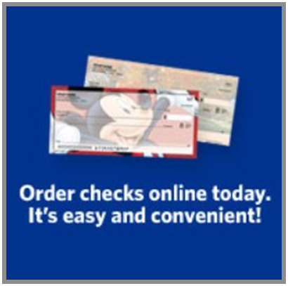 Online Check Ordering